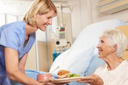 Больничная сиделка