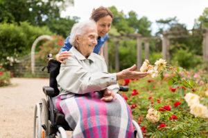 Деменция и уход за дементором